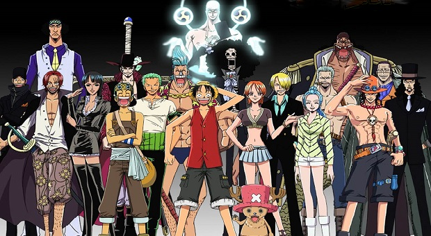 One Piece characters have been added